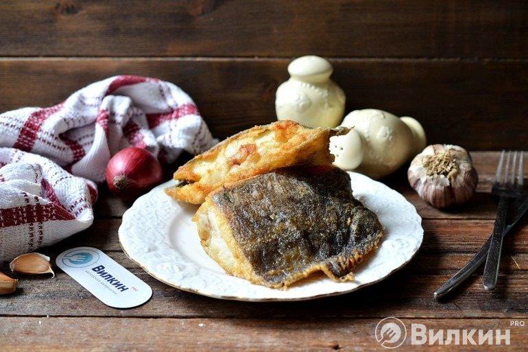 Подача рыбы на стол