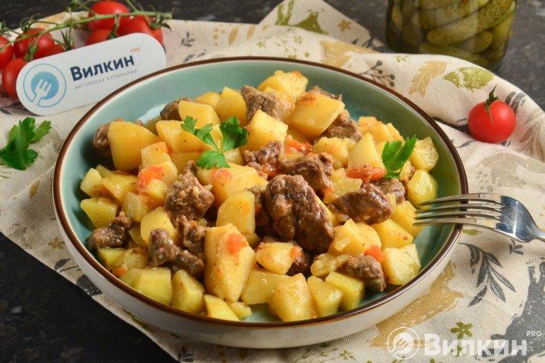 Говядина с картошкой в мультиварке: блюдо, которое испортить практически невозможно