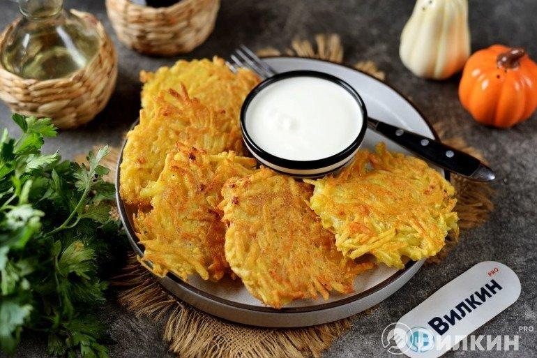 Картофельные драники без муки: больше они не будут «резиновыми»