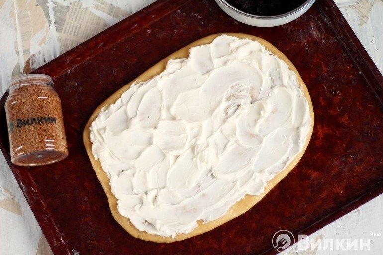 Распределение сыра
