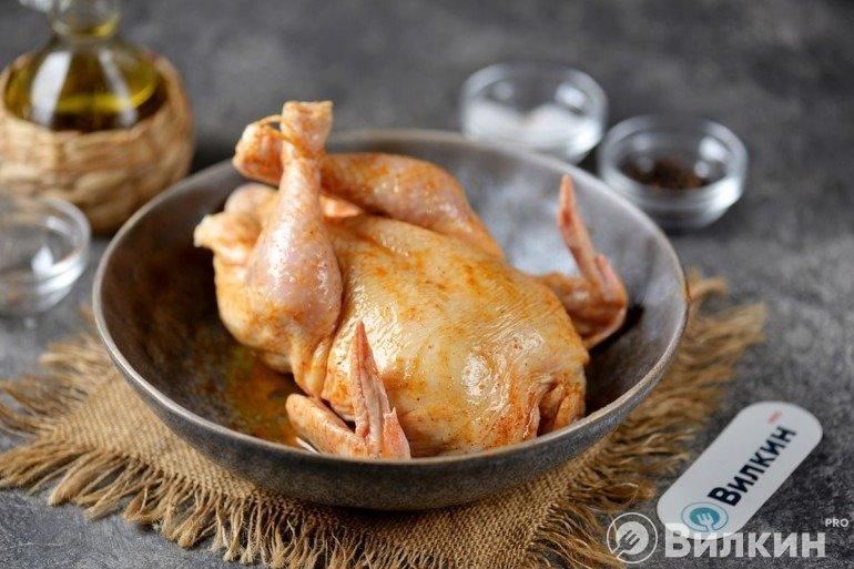 Маринование курицы