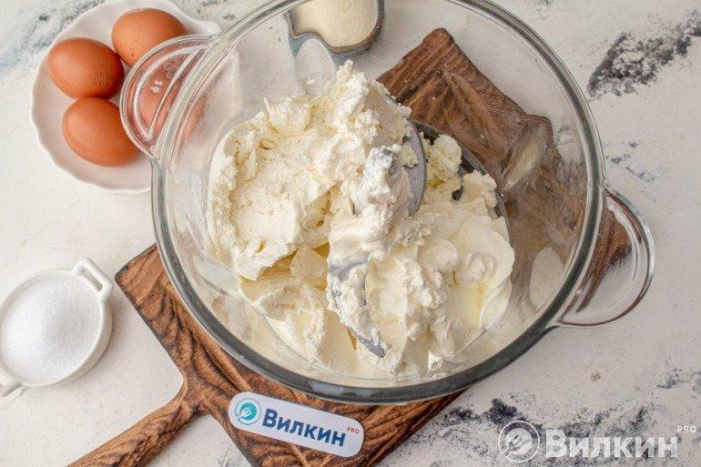 Сыр и йогурт